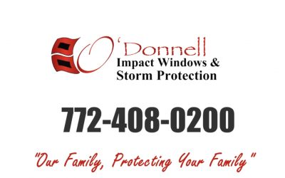 During this difficult time with COVID – 19, O'Donnell Storm Protection is here to help you!